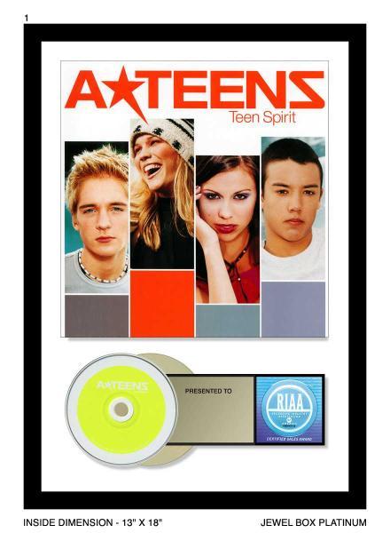 A-Teens - Teen Spirit